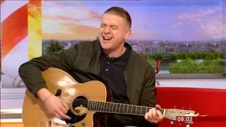 Damien Dempsey BBC Breakfast