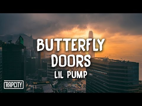 Lil Pump - Butterfly Doors (Lyrics) - Rap City