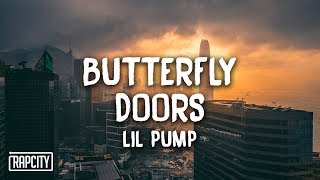 Lil Pump   Butterfly Doors (Lyrics)