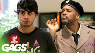 farse farsa tare de ras cu un militar