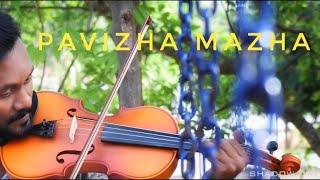 Pavizha Mazha | Violin Cover I Athiran