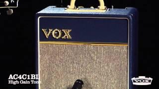 Vox AC4C1-BL Video