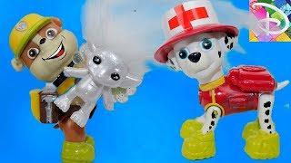 Крепыш как мама Мультики для самых маленьких с игрушками щенячий патруль  Мультфильмы для малышей