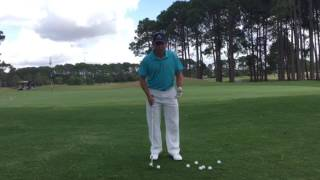 Chipping tip - bounce