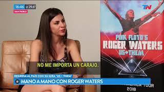 Mano a mano con Roger Waters