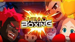 Head Boxing - Going Super Saiyan!!! [Android Gameplay, Walkthrough]