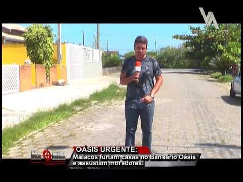Veja como acontece o roubo em casas na Cidade de Peruíbe