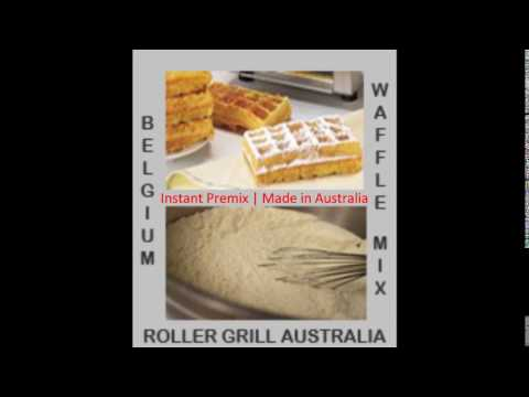 Roller Grill Waffle Iron GES 20