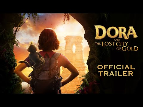tDora and the Lost City of Gold trailer