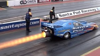 Download Youtube: FireForce 3 Jet Car - 10000+ bhp - 1/4 mile 5.95