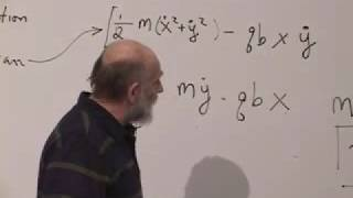 Lecture 8 | Modern Physics: Classical Mechanics (Stanford)