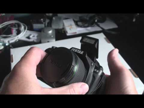 Pentax X5 Review