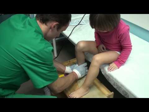 На ноге на большом пальце шишка и болит