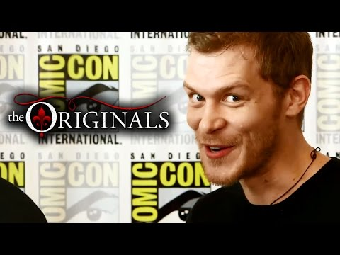 [THE ORIGINALS] JOSEPH MORGAN INTERVISTATO AL SDCC