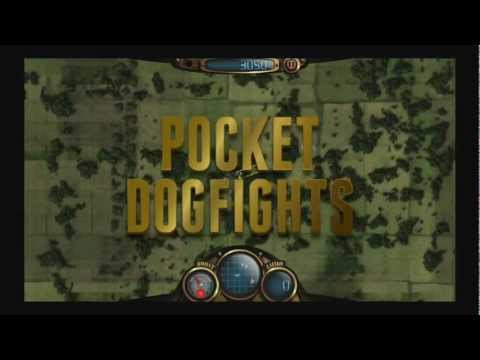 Video of Pocket Dogfights