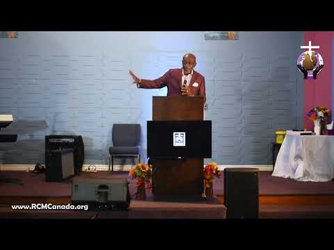 """2021- Aug-22 - """"Get up"""" with Pastor Noel Richards (RCM)"""