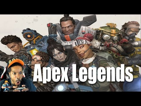 Apex Legends Gameplay   NBA 2K19 After   Xbox One X