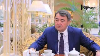 Бизнес-ланч с главой нефтяной компании «Саутс-Ойл» Серикжаном Сейтжановым
