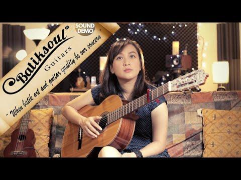 Soulmate - Kahitna - See N See Guitar - Batik Guitar Sound Demo