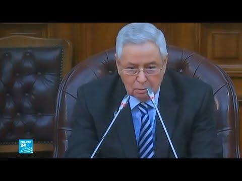"""من هو عبد القادر بن صالح الذي قد يحكم الجزائر """"مؤقتا""""؟"""