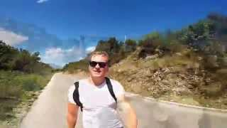 preview picture of video 'Bike Ride in Podgorica, Spuz (Montenegro). GoPro 3-Way Grip | Arm | Tripod Mount Demonstration'