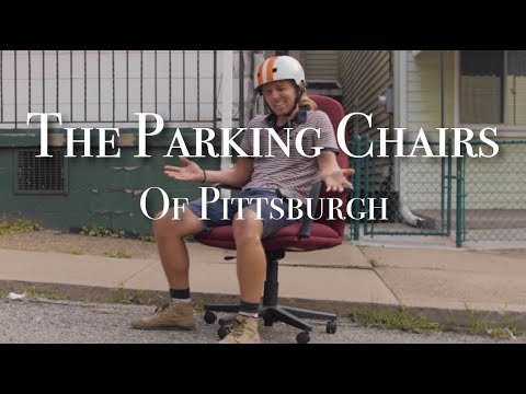 Pittsburgh's Weirdest Tradition: Parking Chairs