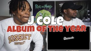 """J. Cole """"Album Of The Year (Freestyle) Reaction 