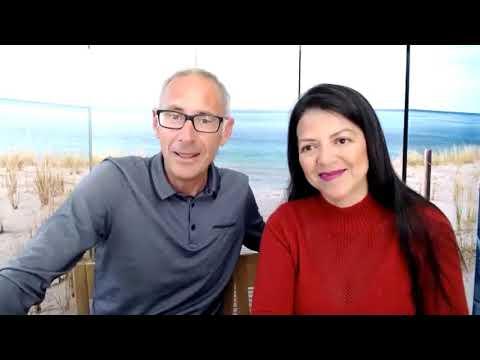 Les Jours du mariage Intérieur : 5ème Jour avec Maritzabel et Olivier et Meena Goll