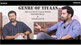 Exclusive Talk with Prithviraj Indrajith Genre of Tiyaan