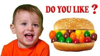 Do You Like Broccoli Ice Cream? Are You Sleeping,  Rain Rain go Away + more Nursery Rhymes Kids Song