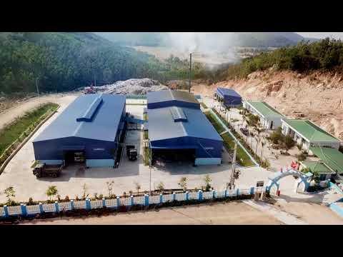 Nhà máy xử lý chất thải rắn Sa Huỳnh
