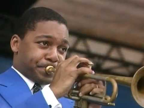 Wynton Marsalis - Chasin' the Bird - 8/19/1989 - Newport Jazz Festival (Official)