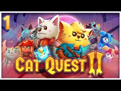 Cat Quest II - #1 - CUTEST CO-OP GAME OF THE YEAR!