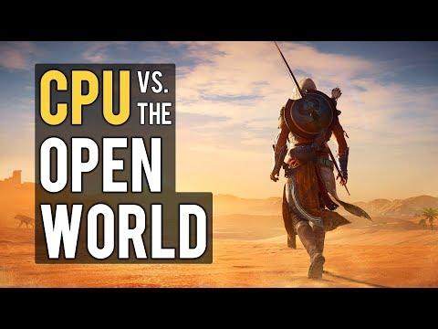 Fix the high CPU Ubisoft! :: Assassin's Creed Origins