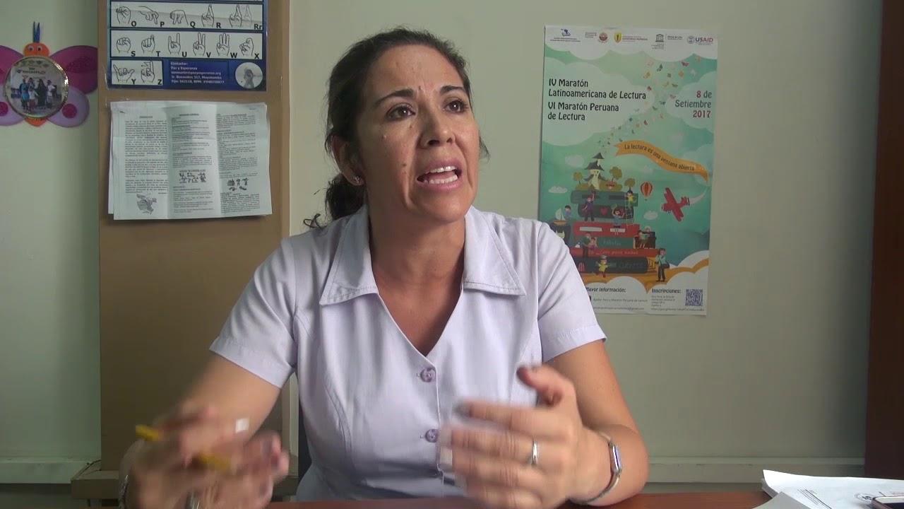 SEXTA MARATON PERUANA DE LECTURA