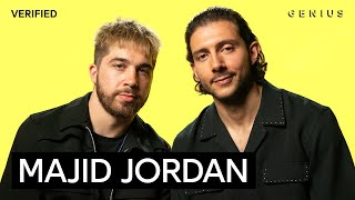 "Majid Jordan ""Waves of Blue"" Official Lyrics & Meaning | Verified"