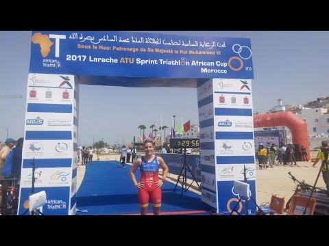 Test-27: Copa de África de Triatlón, Larache 2017. TeamClaveria Files 05/2017