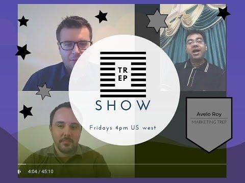 Trep Show 003 – Avelo Roy