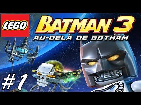 LEGO Batman 3 : Au-delà de Gotham PC