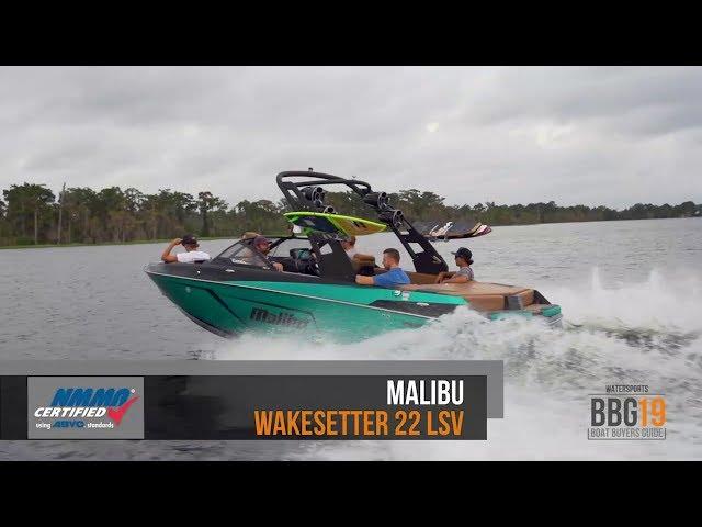 Boat Buyers Guide: 2019 Malibu Wakesetter 22 LSV