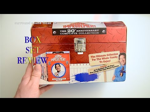 Home Improvement DVD Box Set Review