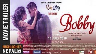 BOBBY - New Nepali Movie Trailer 2018/2075 | Kabita Gurung, Umesh Thapa, Vijay Lama