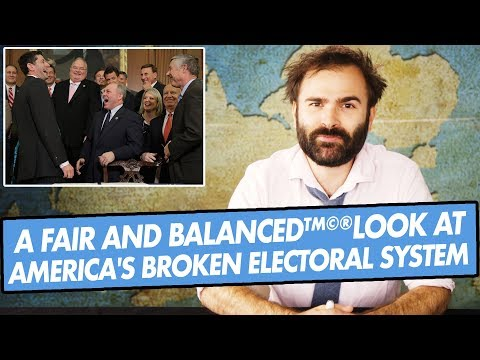 A Fair and Balanced™©® Look at America's Broken Electoral System - SOME MORE NEWS