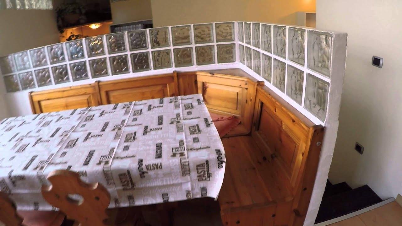 3 Bedrooms in luminous apartment with underfloor heating in Stadera area