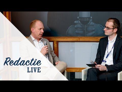 Video: Redactie LIVE met Michel Baars