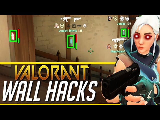 Valorant hacks: How wallhacks and aimbots are destroying the game in just one month - Download Valorant hacks: How wallhacks and aimbots are destroying the game in just one month for FREE - Free Cheats for Games