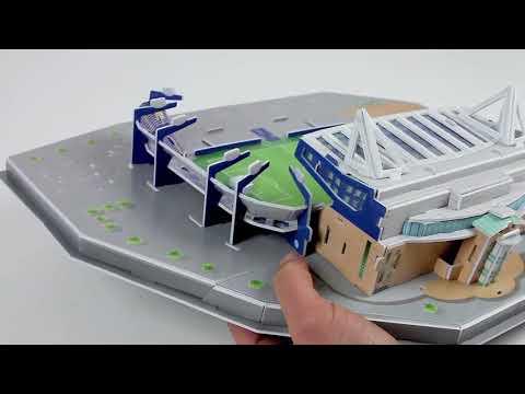 3D-Puzzle Nanostad: Stamford Bridge Chelsea