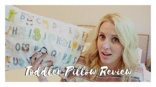 TODDLER PILLOW REVIEW | KEABABIES PILLOW