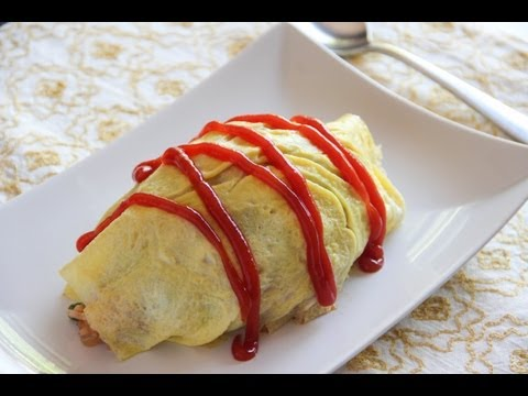 Omurice Recipe – Japanese Cooking 101