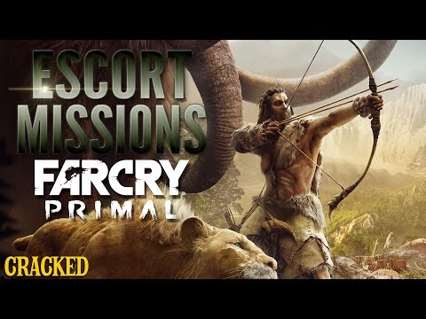 Why We'll Never Get A Great Caveman Video Game - Escort Mission
